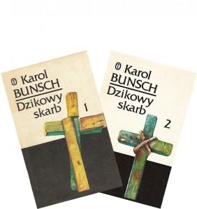 Okładki jednego z wydań Dzikowego Skarbu. Projekt: Barbara Ziembicka-Sołtysik